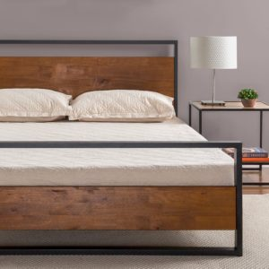 5 Best Bed Frames For Heavy People In 2018 Updated