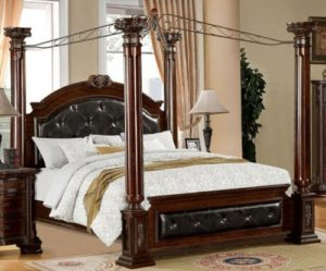 Best Four Poster Canopy Bed Frames