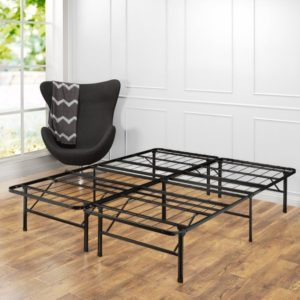 If You Aren T Concerned With Style And Just Want A Mattress Frame That Will Give The Most Bang For Your Buck Look No Further Than Zinus Smartbase